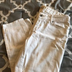 NWOT ⭐️ Lucky Brand White Jeans